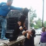 El Movimiento Antorchista sigue obteniendo múltiples apoyos del gobierno municipal