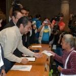 Para Luis Navarro, titular de la SEFECO, los apoyos son una muestra de la confianza del gobierno de Wilfrido Lázaro hacia morelianos emprendedores
