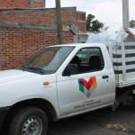 Ya son por lo menos dos decenas de colonias las que han recibido apoyo del Ayuntamiento de Morelia