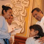 En la Audiencia Pública de este miércoles en Palacio Municipal, se repartieron 325 fichas de las cuales 115 fueron atendidas de manera directa por el alcalde