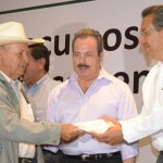 En presencia del gobernador de Michoacán, Jesús Reyna, Lázaro Medina destacó la coordinación entre los tres niveles de gobierno