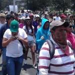Este martes los presuntos estudiantes tomaron la Avenida Siervo de la Nación y el Libramiento Sur de Morelia, perjudicando a miles de morelianos y visitantes ante la pasividad de las autoridades estatales y municipales
