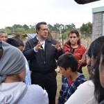 Vanegas Garduño, refrendó el compromiso asumido por el presidente municipal de Morelia, de seguir sumando voluntades con la federación y el estado para trabajar todo el año con el mismo ritmo