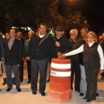 Aún falta la segunda etapa del proyecto completo de mejoramiento de esta, que es, una de las principales arterías de la ciudad, aclaró Lázaro Medina