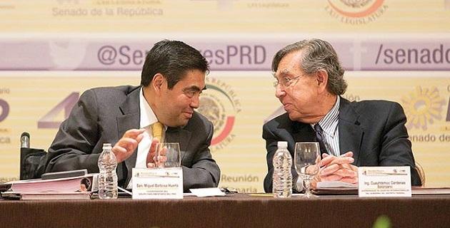Entrevistado en el marco de la cuarta reunión plenaria de los senadores del sol azteca, Cárdenas Solórzano destacó que lo verdaderamente importante es lo que la presente administración vaya a trabajar de aquí en adelante en Michoacán
