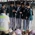 En este ciclo escolar, al programa en cuestión se incorporaron 300 planteles educativos ubicados en los municipios de Tierra Caliente y a los que pertenecen a la Cruzada Contra el Hambre