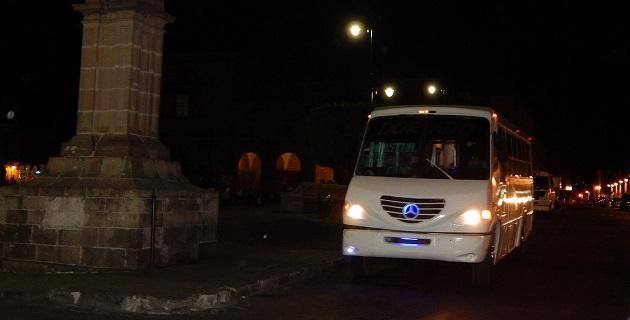 En lo que respecta al servicio urbano (camiones) tendrán una ruta especial durante los días que dure la Feria; partirán -como ha sido costumbre- de la Plaza Valladolid