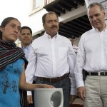 El compromiso del Gobierno de la República que encabeza Enrique Peña Nieto es seguir apoyando a Michoacán, aseguró Silva Tejeda