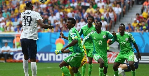 Francia se enfrentará el sábado 4 de julio en cuartos de final al ganador del Alemania-Argelia en el estadio de Maracaná