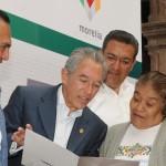 Suman más de 320 mil los michoacanos que cuentan con su tarjeta Contigo y acceden por convenio a los beneficios de Liconsa