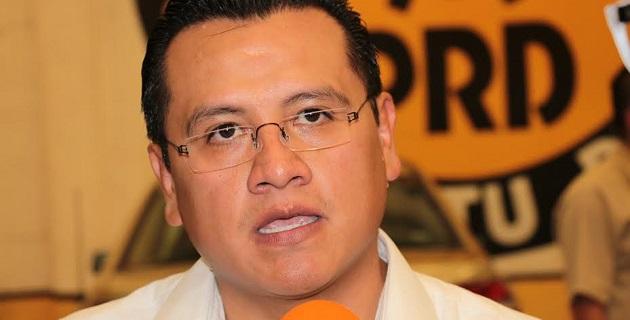 Garantiza el PRD un proceso transparente y ejemplar, respetando las reglas del INE, señaló Carlos Torres Piña
