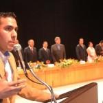 Camacho Ceballos representó al gobernador de Michoacán, Salvador Jara Guerrero, en el evento