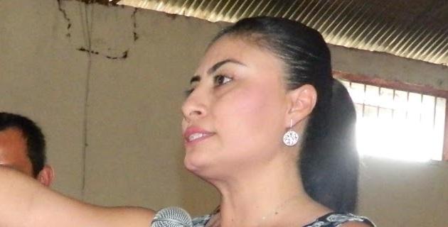 """Me imagino que sigue la de Pátzcuaro, Salma Karrum y los 20 alcaldes priístas que """"se han mostrado preocupados""""."""