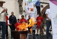El alcalde Wilfrido Lázaro, a través del IMDE, ha logrado hacer de esta competencia un evento incluyente para todo el estado de Michoacán, por medio de esta gira que recorrerá 19 municipios de la entidad