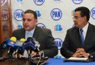 Chávez Zavala aclaró que no dejará su cargo, porque su compromiso fue llevar al panismo a la gubernatura de Michoacán desde la dirigencia estatal de Acción Nacional