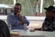 Tras la difusión de un video en el cual aparece Vallejo Mora, en compañía de Servando Gómez, La Tuta, fue detenido y actualmente se encuentra preso, acusado del delito de encubrimiento