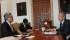 Jara Guerrero sugirió al titular del STJE empatar acciones de austeridad y evitar contrataciones innecesarias dentro del aparato burocrático
