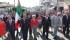 El alcalde Aldo Macías destacó el respeto que imperó a lo largo del desfile, tanto por parte de los contingentes, como del público que lo observó en un marco de alegría y entusiasmo
