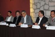 El presidente del COEECO, Manuel de Jesús Tripp Rivera, informó de los diversos logros alcanzados por el Consejo en la presente gestión