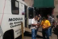 El módulo se instaló en conjunto entre el Ayuntamiento de Morelia y el órgano electoral federal