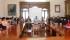 El secretario de Gobierno recibió a una representación de becarios para atender la problemática