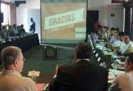 """La buena respuesta de """"Haz Barrio"""" ha atraído el interés de otros municipios michoacanos como Uruapan, Pátzcuaro y La Piedad y del estado de Oaxaca, resaltó el titular de la Secretaría de Fomento Económico"""