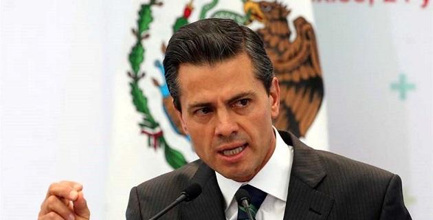 Esta semana, Peña Nieto ha cancelado cuatro actos por diversos motivos; el resto de ellos fue una visita a tres municipios de Guerrero, otra al Senado de la República y una más a comunidades de Baja California Sur