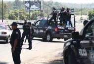 La tarde del pasado miércoles, la creciente del río arrastró una patrulla de la Policía Federal en la cual viajaban varios elementos de esa corporación