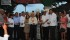 Salvador Jara encabezó el inicio de las fiestas octubrinas de Apatzingán, con motivo del Bicentenario de la Constitución de 1814, promulgada por el Generalísimo don José María Morelos y Pavón