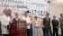 Con la representación del secretario Jorge Carlos Ramírez Marín, el subsecretario cortó el listón inaugural de la Doceava Expo-Vivienda de la CANADEVI