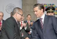 """En el Patio Central del Palacio Nacional, el jefe del Ejecutivo manifestó que """"México exige de quienes tenemos una responsabilidad pública que trabajemos juntos, anteponiendo el interés superior de la nación"""""""