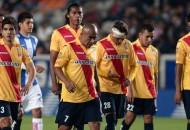 Con solo 7 puntos, Monarcas es último de la clasificación, lo que genera sufrimiento al grupo, reconoció Carlos Adrián Morales