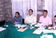 De igual forma, los legisladores dijeron estar en espera de que el titular de la ASM, José Luis López Salgado, presente a la Comisión Inspectora el Informe de Fiscalización de la Cuenta Pública de la Administración Estatal 2013