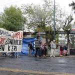 Las manifestaciones y los bloqueos a la orden del día en Morelia (FOTO: ALTORRE.COM.MX)