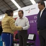 En la Cruzada Nacional contra el Hambre, en donde participan 19 dependencias federales y estatales, se ha podido destinar una bolsa adicional de más de mil millones de pesos al presupuesto al municipio de Morelia: Silva Tejeda