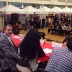 Silva Tejeda contextualizó que el programa 3x1 para migrantes apoya las iniciativas de los mexicanos que viven en el exterior y les brinda la oportunidad de canalizar recursos a México, en obras de impacto social