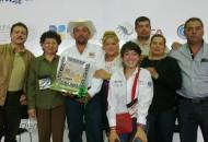 """La Sociedad de Producción Rural """"Lácteos Finos de Cieneguillas"""" del Municipio de Tanhuato destacó entre más de 500 agroempresas y 300 proyectos de experiencias exitosas"""