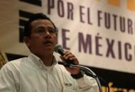 Para Carlos Torres Piña, los problemas internos se resolverán con unidad, apertura y democracia