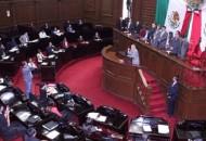 Los responsables de las Direcciones Técnicas del Congreso del Estado, impartieron asesoría a los jóvenes parlamentarios en diversas temáticas