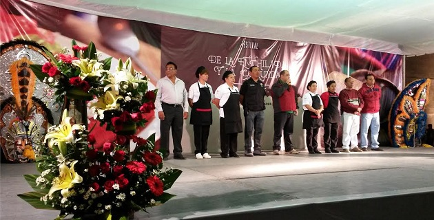 Por primer año, el Festival de la Enchilada y la Corunda tuvo una duración de tres días, del 28 al 30 de noviembre