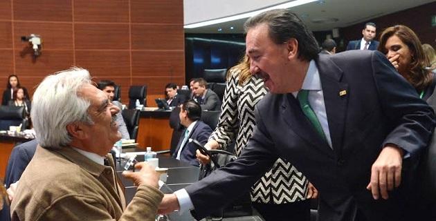 Al hablar del tema, el senador por Michoacán, detalló que con las modificaciones a la Ley General de Turismo, prestadores de servicios turísticos deberán fomentar el reconocimiento y respeto de la diversidad cultural