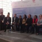 En la presentación del programa estuvieron presentes autoridades federales, estatales y municipales