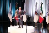 Salvador Vega Casillas compartió con los principales medios de comunicación de Michoacán su postura en torno a la candidatura de Acción Nacional al gobierno de Michoacán