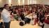 Cornejo Martínez agradeció la presencia de encargados del orden, jefes de tenencia y líderes presentes en su evento