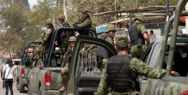 Fotos de soldados mexicanos en accion 68