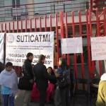 La toma de las oficinas centrales y los planteles comenzó poco después de las 7:00 horas y por lo menos este 9 de febrero se pararán labores en toda la institución