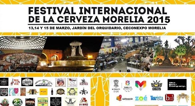 Ya viene el v festival internacional de la cerveza de for Jardin de la cerveza 2015 14 de agosto