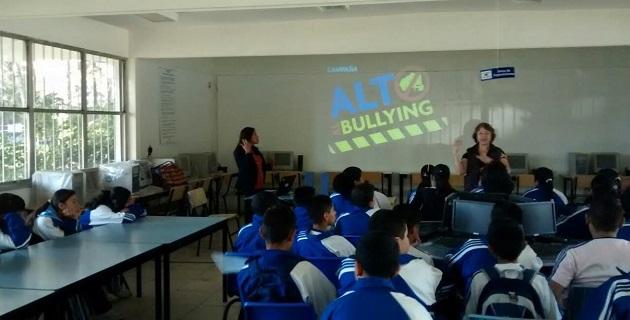 Cabe mencionar que a la fecha, a través del Programa de Prevención de la Violencia en la Convivencia Escolar, se han atendido a 157 escuelas primarias y secundarias, con un impacto directo en 32 mil 190 estudiantes