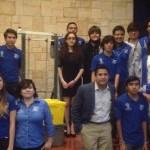 Monarch-e 4731 es un grupo estudiantil de la preparatoria del Tecnológico de Monterrey, Campus Morelia que participa en la competencia internacional FIRST Robotics Competition