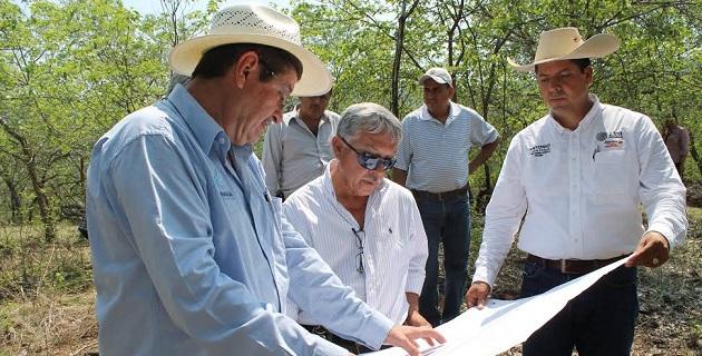García Conejo recordó que desde el 2014 y ahora en el 2015 en la Cámara de Diputados se etiquetaron 160 millones de pesos para la construcción de la Presa